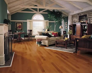 Hardwood Flooring: Maple - Cinnamon